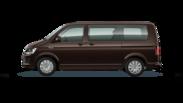 En frilagd Caravelle Comfortline