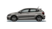 En frilagd VW Polo TGI