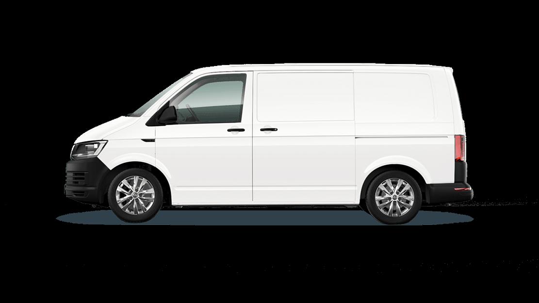 VW Transporter Skåp
