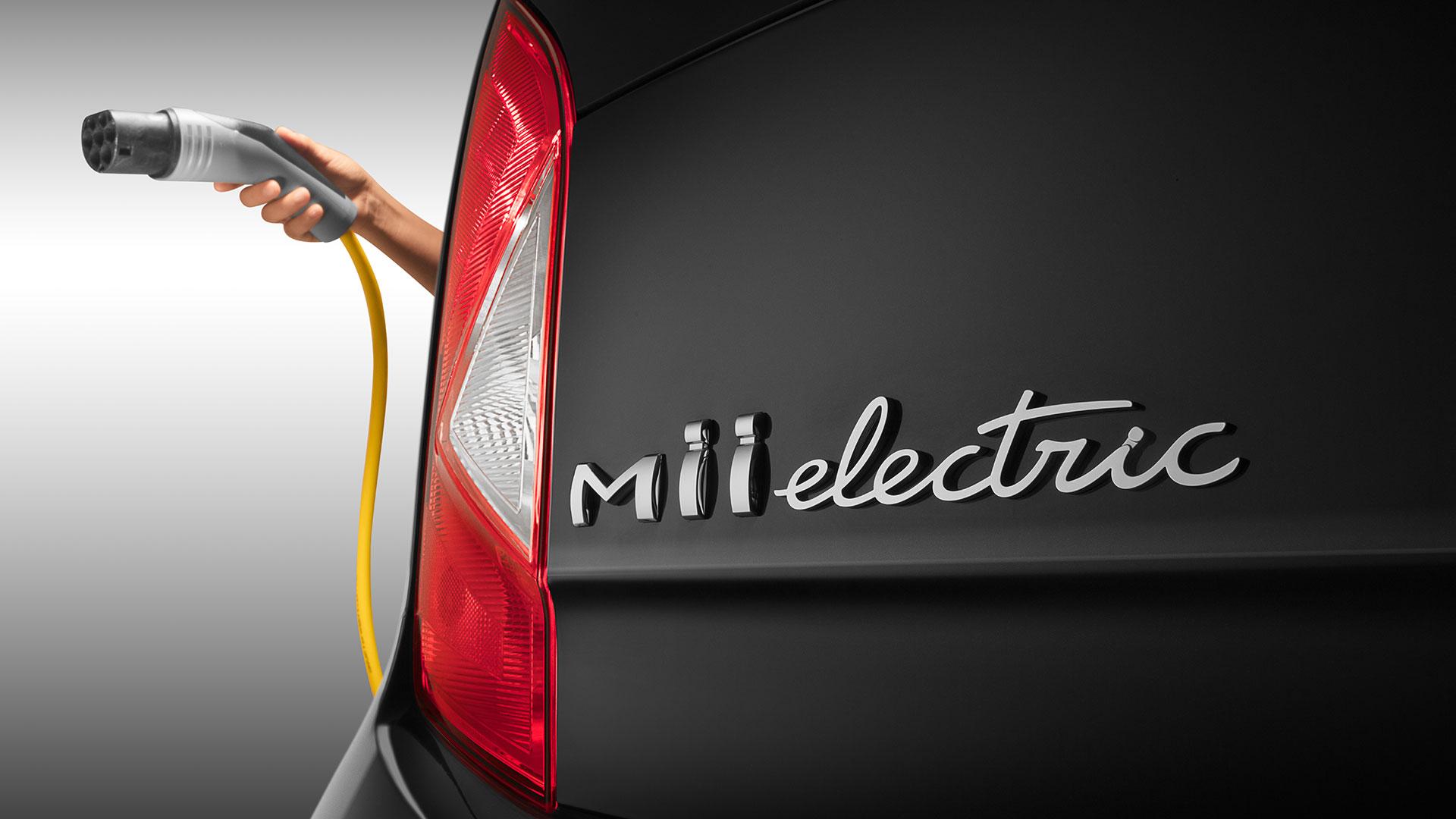 Laddkabel till SEAT Mii electric