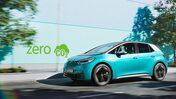 Volkswagen ID3, Zero CO2, och erbjudande från Jämtkraft om 3 års fri hemmaladdning