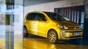 Lilla elbilen Volkswagen e-Up!