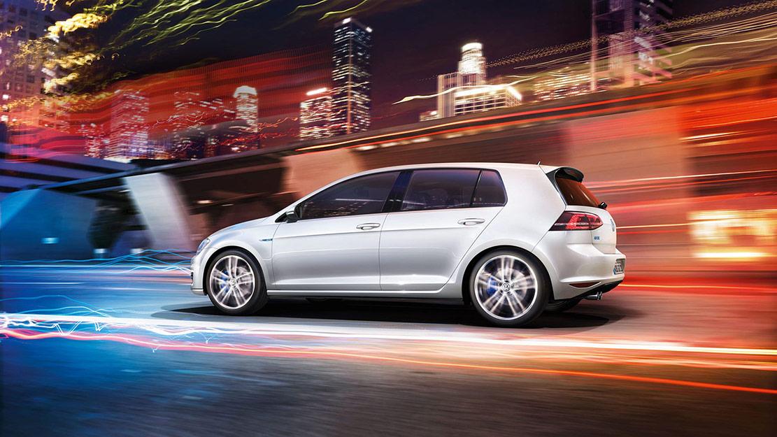 Laddhybriden Volkswagen Golf GTE