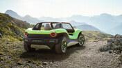 Volkswagen ID. Buggy, en eldriven strandbil