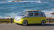 Volkswagen ID. Buzz, eldriven minibuss
