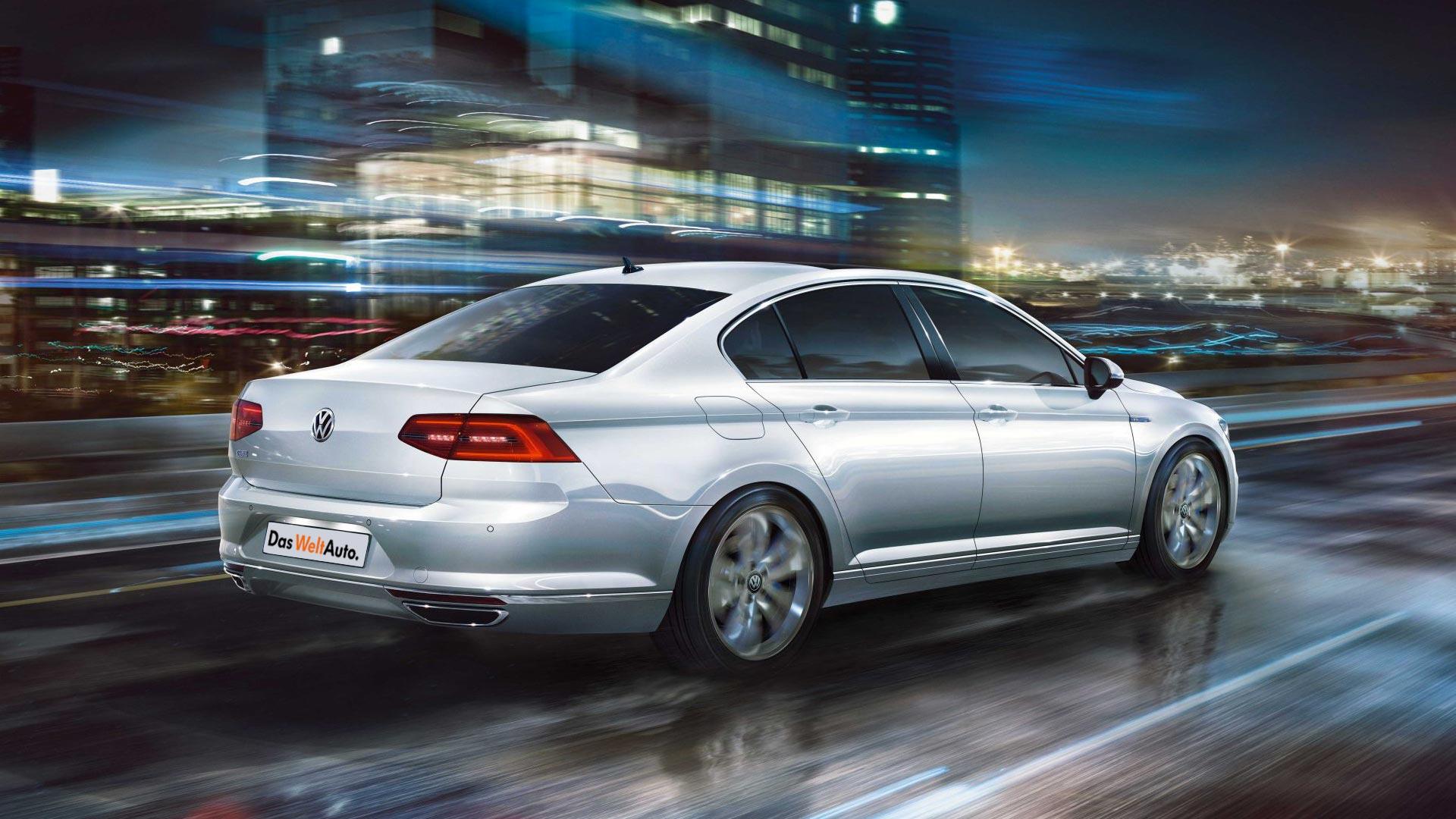 Laddhybriden Volkswagen Passat GTE