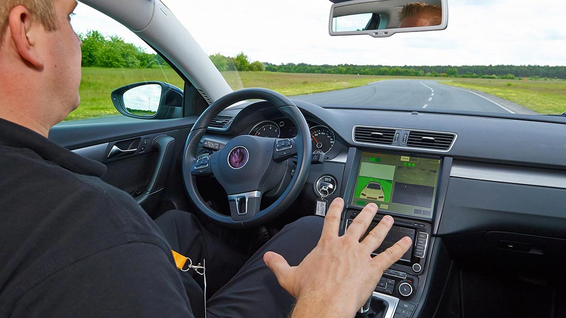 Handsfree driving